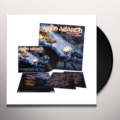 Amon Amarth DECEIVER OF THE GODS Vinyl Record