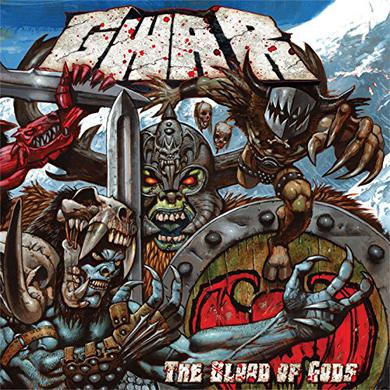 Gwar BLOOD OF GODS Vinyl Record