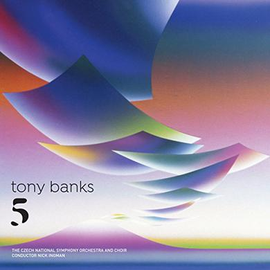 Tony Banks FIVE Vinyl Record
