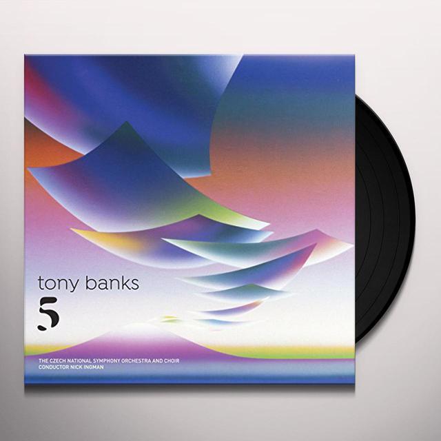 Tony Banks Five Vinyl Record
