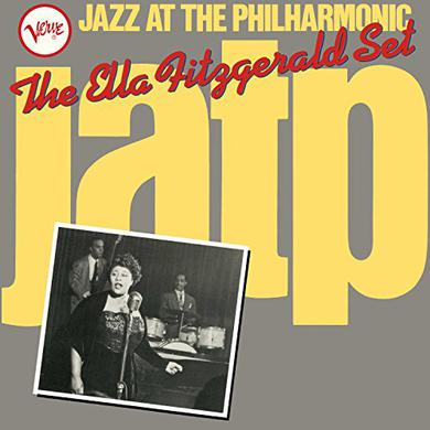 JAZZ AT THE PHILHARMONIC: THE ELLA FITZGERALD SET Vinyl Record