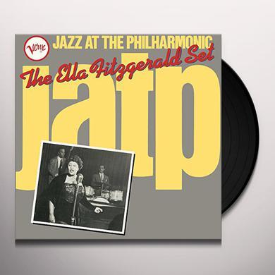JAZZ AT THE PHILHARMONIC: THE ELLA FITZGERALD SET Vinyl Record