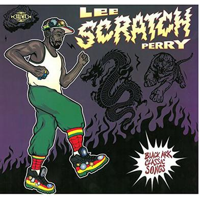 Lee Scratch Perry BLACK ARK CLASSIC SONGS Vinyl Record
