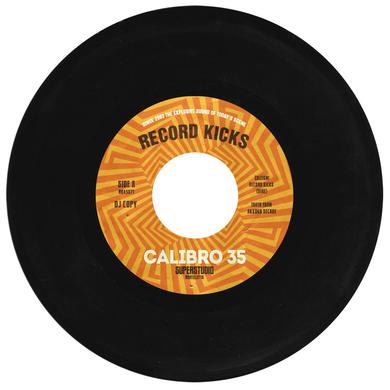 Calibro 35 SUPERSTUDIO / GOMMA Vinyl Record