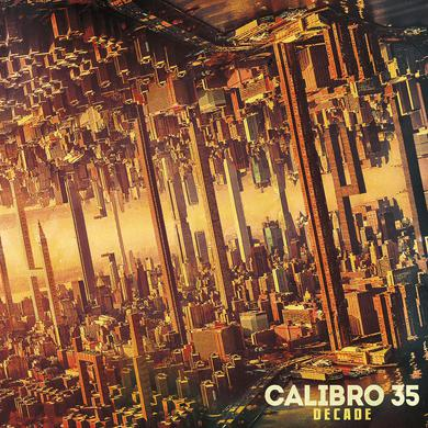 Calibro 35 DECADE Vinyl Record