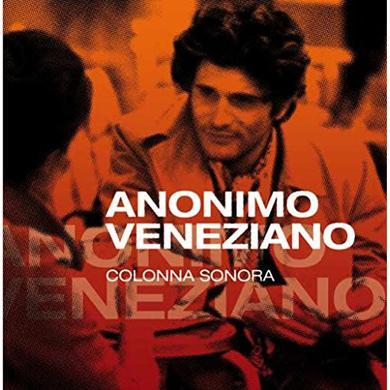 Stelvio Cipriani ANONIMO VENEZIANO / O.S.T. Vinyl Record