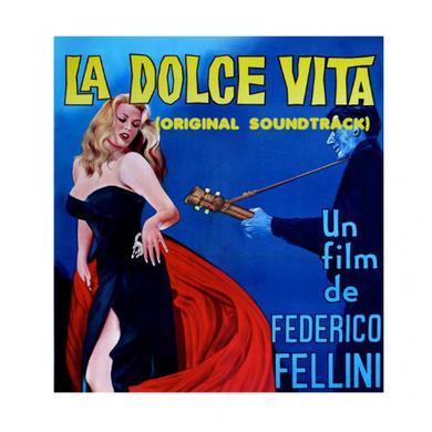 Nino Rota LA DOLCE VITA / O.S.T. Vinyl Record