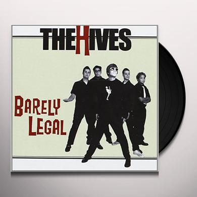 Hives BARELY LEGAL Vinyl Record