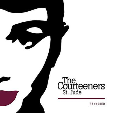 Courteeners ST JUDE RE:WIRED Vinyl Record