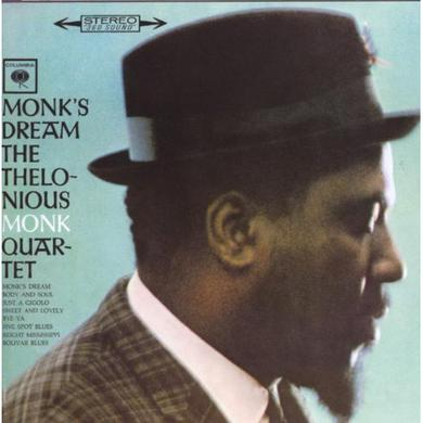 Thelonious Monk MONK'S DREAM (BONUS TRACK) Vinyl Record - Colored Vinyl, Limited Edition, 180 Gram Pressing