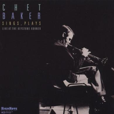 Chet Baker SINGS Vinyl Record - Colored Vinyl, Limited Edition, 180 Gram Pressing, Yellow Vinyl, Remastered, Spain Release