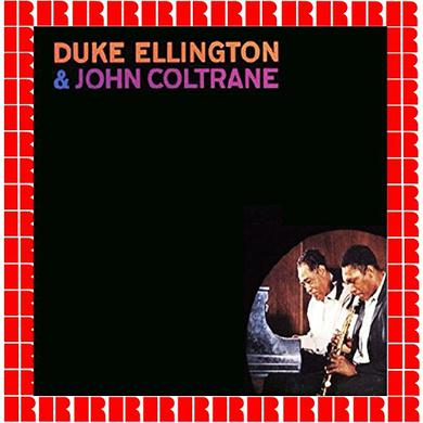 Duke Ellington / John Coltrane DUKE ELLINGTON & JOHN COLTRANE Vinyl Record - Colored Vinyl, Limited Edition, 180 Gram Pressing