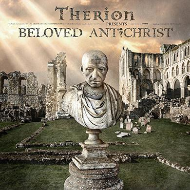 Therion BELOVED ANTICHRIST Vinyl Record