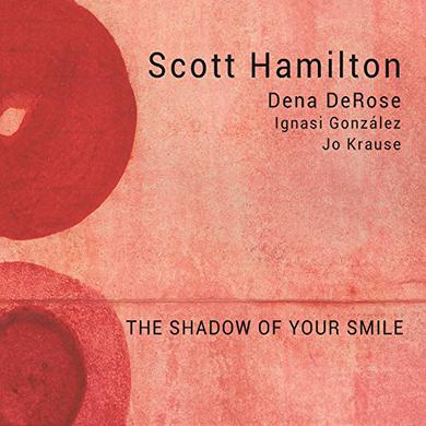 Scott Hamilton SHADOW OF YOUR SMILE Vinyl Record