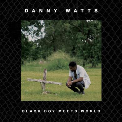 Danny Watts BLACK BOY MEETS WORLD Vinyl Record