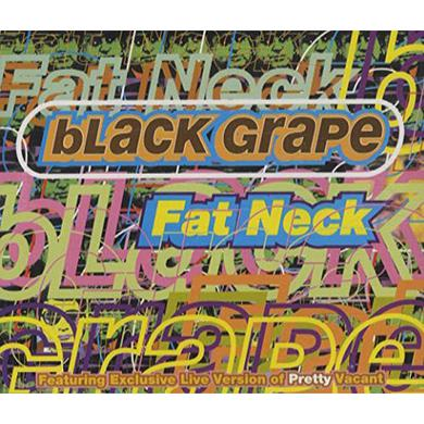 Black Grape FAT NECK / YEAH YEAH BROTHER Vinyl Record