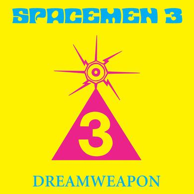 Spacemen 3 DREAMWEAPON Vinyl Record