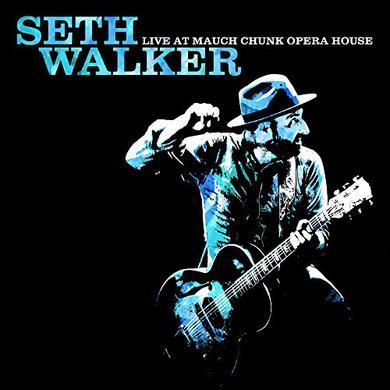 Seth Walker LIVE AT MAUCH CHUNK OPERA HOUSE Vinyl Record