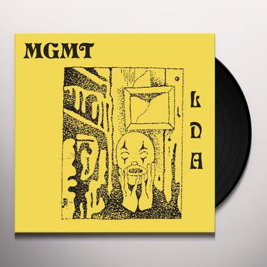 Mgmt LITTLE DARK AGE Vinyl Record