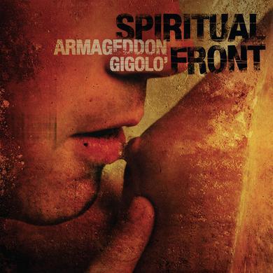 Spiritual Front ARMAGEDDON GIGOLO Vinyl Record