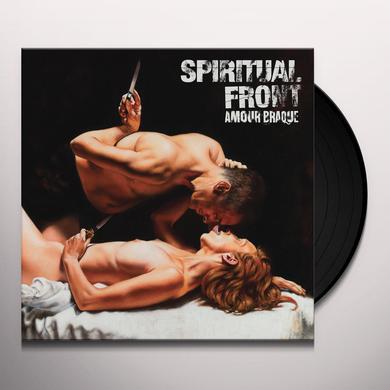 Spiritual Front AMOUR BRAQUE Vinyl Record