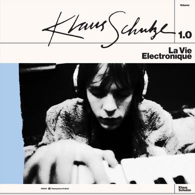Klaus Schulze LA VIE ELECTRONIQUE VOL. 1 Vinyl Record