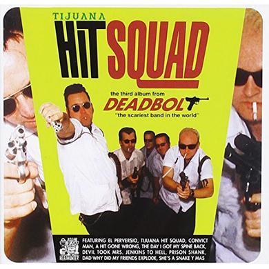 Deadbolt TIJUANA HIT SQUAD Vinyl Record
