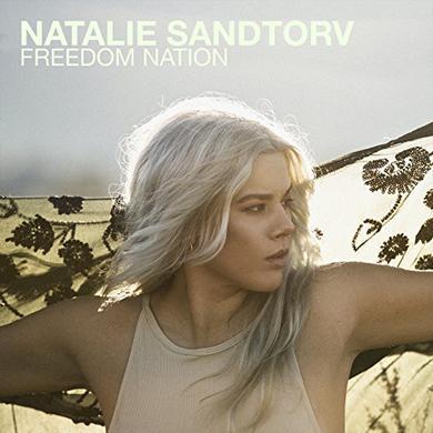 Natalie Sandtorv FREEDOM NATION Vinyl Record