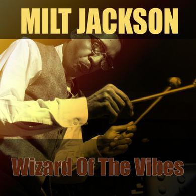 WIZARD OF THE VIBES / MILT JACKSON Vinyl Record