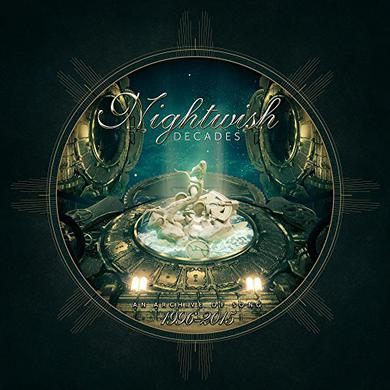 Nightwish DECADES Vinyl Record