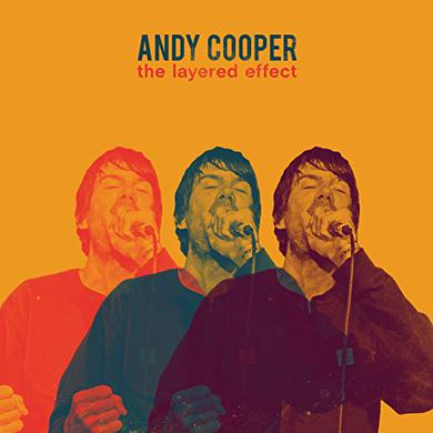 Andy Cooper LAYERED EFFECT Vinyl Record