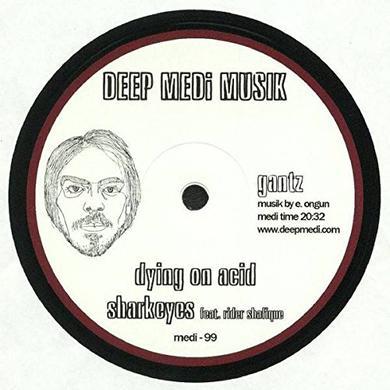 GANTZ DYING ON ACID Vinyl Record