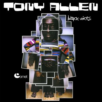Tony Allen BLACK VOICES Vinyl Record