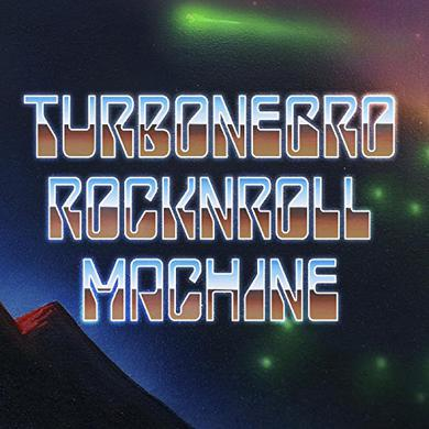 Turbonegro ROCKNROLL MACHINE Vinyl Record