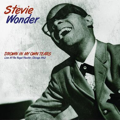 Stevie Wonder DROWN IN MY OWN TEARS Vinyl Record
