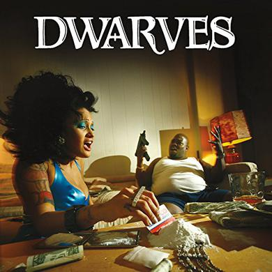 Dwarves TAKE BACK THE NIGHT Vinyl Record