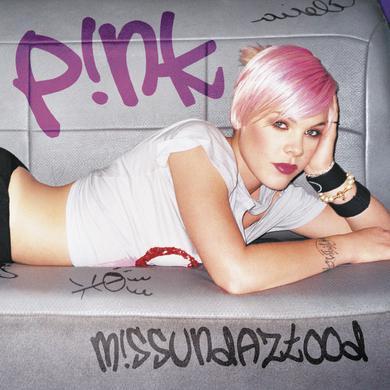 Pink M!SSUNDAZTOOD Vinyl Record