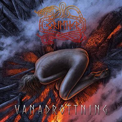 GRIMNER VANADROTTNING Vinyl Record