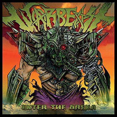 Warbeast ENTER THE ARENA Vinyl Record