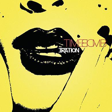 Iration TIME BOMB Vinyl Record