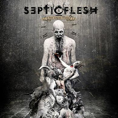 Septicflesh GREAT MASS Vinyl Record