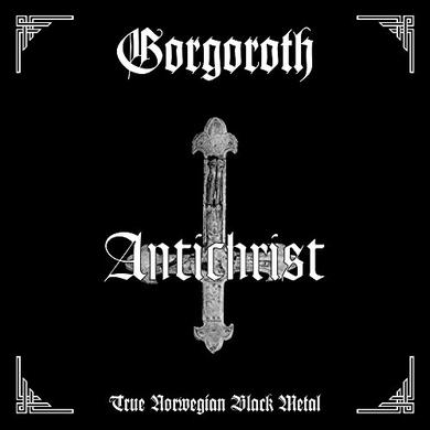 Gorgoroth ANTICHRIST Vinyl Record
