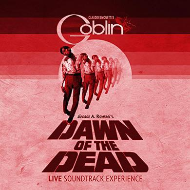 Goblin DAWN OF THE DEAD: LIVE IN HELSINKI 2017 Vinyl Record