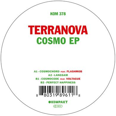 Terranova COSMO Vinyl Record