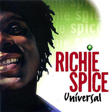 Richie Spice UNIVERSAL Vinyl Record