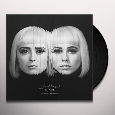 Lucius NUDES Vinyl Record