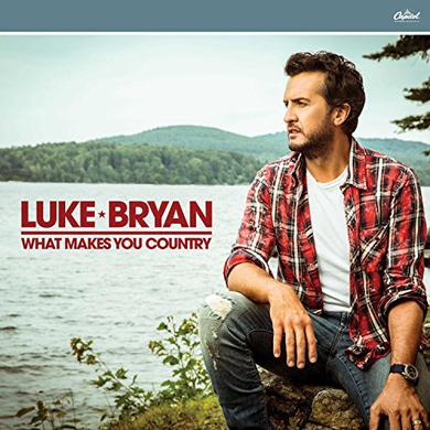 Luke Bryan WHAT MAKES YOU COUNTRY Vinyl Record