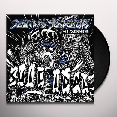 Suicidal Tendencies GET YOUR FIGHT ON Vinyl Record