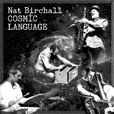 Nat Birchall COSMIC LANGUAGE Vinyl Record