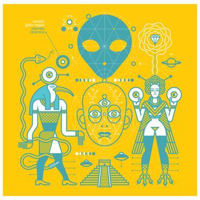 Sonido Gallo Negro MAMBO COSMICO Vinyl Record